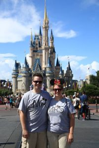 Magic Kingdom- August 2013