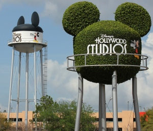 The Earful Tower at Hollywood Studios