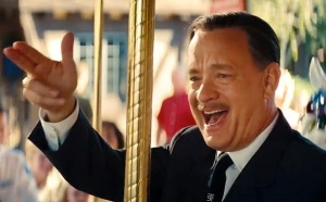 "Tom Hanks as Walt Disney in ""Saving Mr. Banks"""