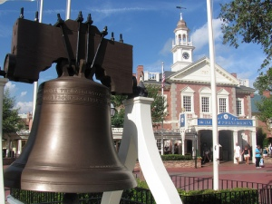 Liberty Bell in Liberty Square (Magic Kingdom)