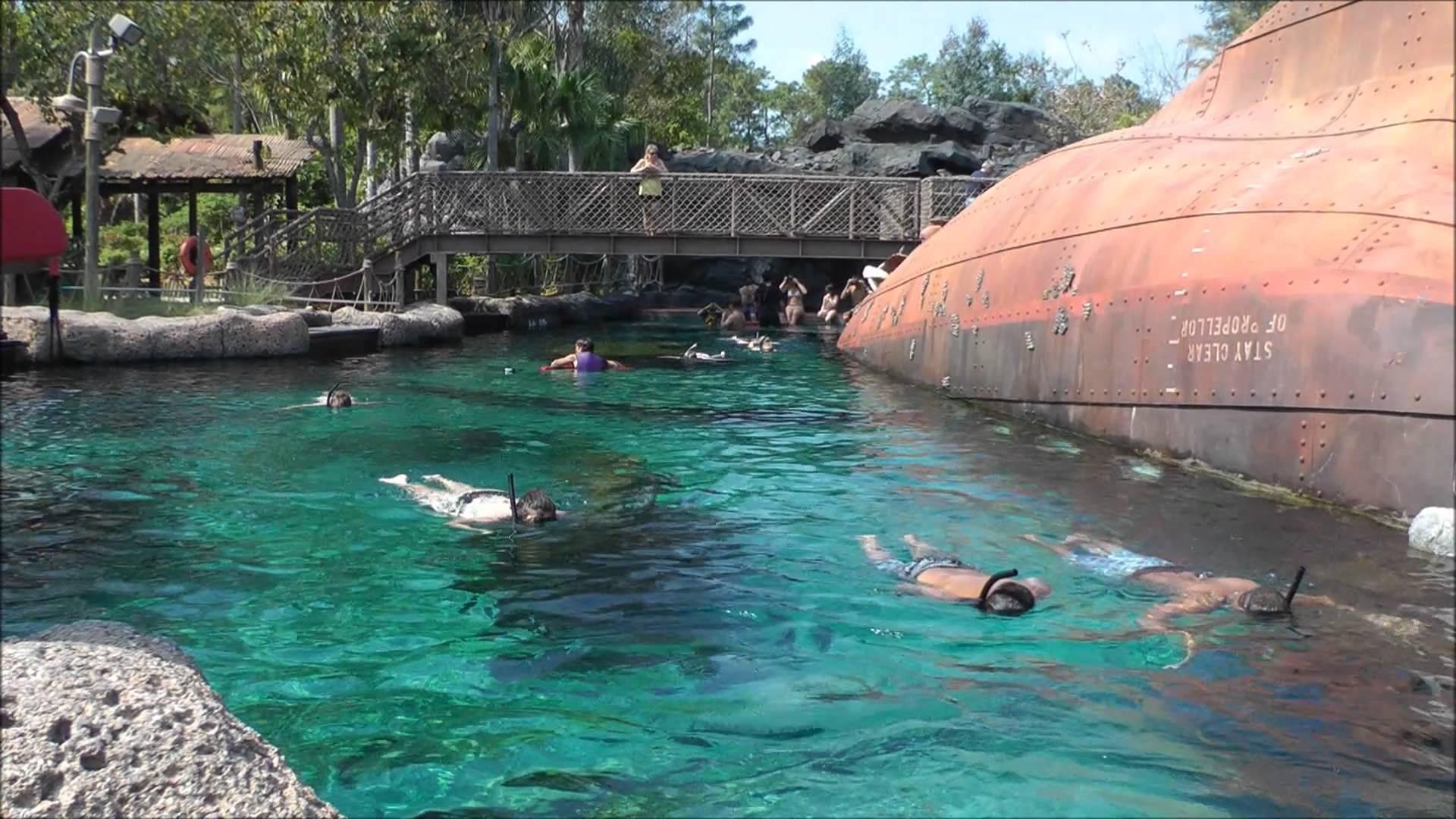 Blue Lagoon Beach Resort Park Map