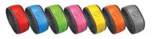 Magic Band Colors