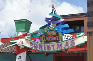 Disney's Days of Christmas- Located at Downtown Disney