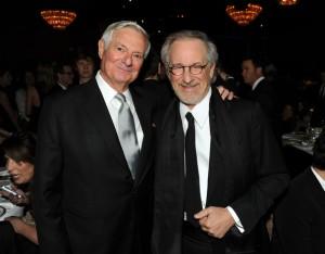 Bruce Ramer and Steven Spielberg