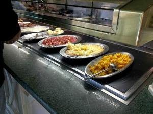 Crystal Palace Breakfast Buffet