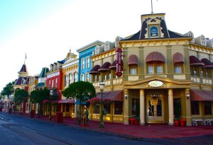 Main Street USA- Magic Kingdom, Walt Disney World