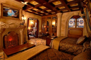 Cinderella Castle Dream Suite