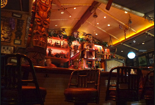 Trader Sam's Grog Grotto @ Walt Disney World