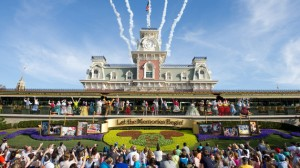 Welcome Show at Magic Kingdom