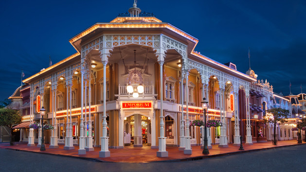 The Emporium at Magic Kingdom