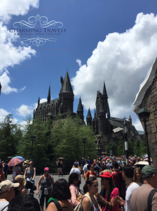 Hogwarts- Harry Potter and the Forbidden Journey