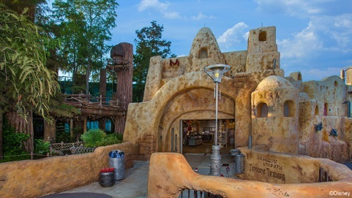 Tatooine Traders at Hollywood Studios