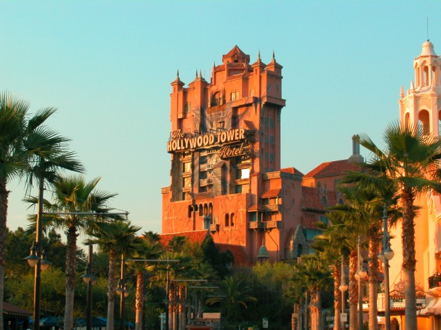 Tower of Terror- Disney's Hollywood Studios
