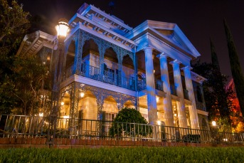 haunted mansion DL