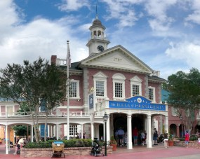 Magic Kingdom- Hall of Presidents