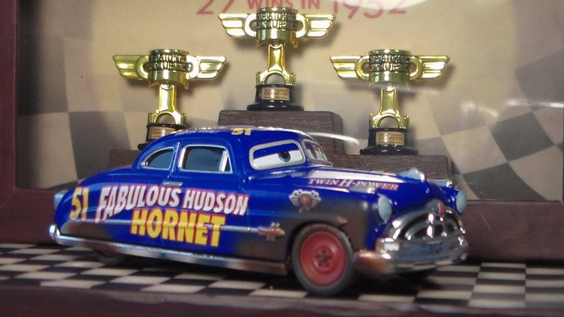 doc hudson in cars 3 confessions of a mouskaholic. Black Bedroom Furniture Sets. Home Design Ideas